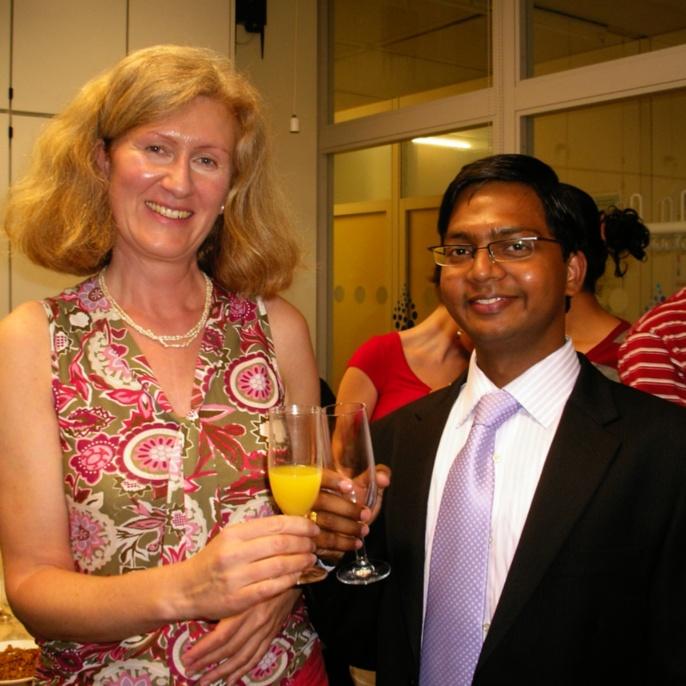 Defense of Dr.-Ing. Sachin Patil