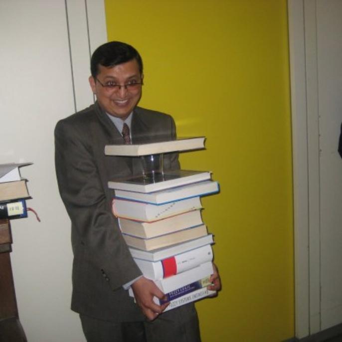 Defense of Dr.-Ing. Pawan Kumar Thapa, M.Sc.
