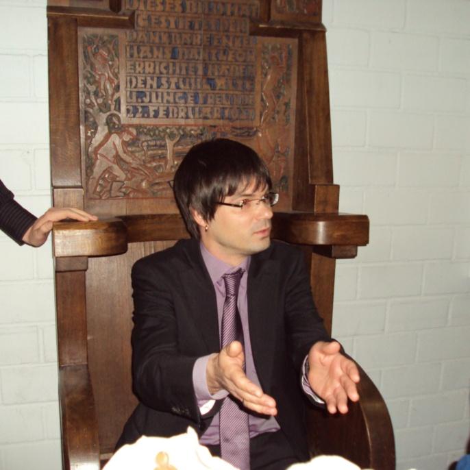 Defense of Dr.-Ing. Milos Vasin