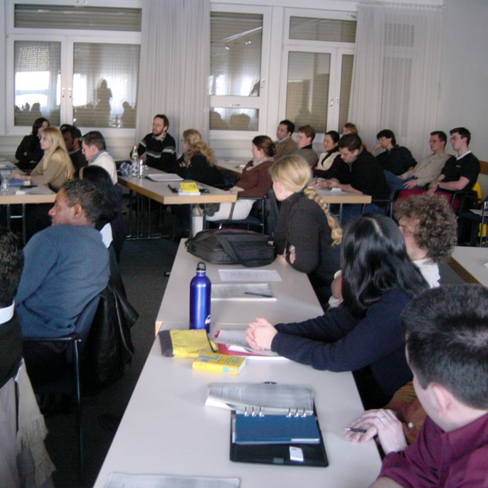 Doctoral Seminar February 03