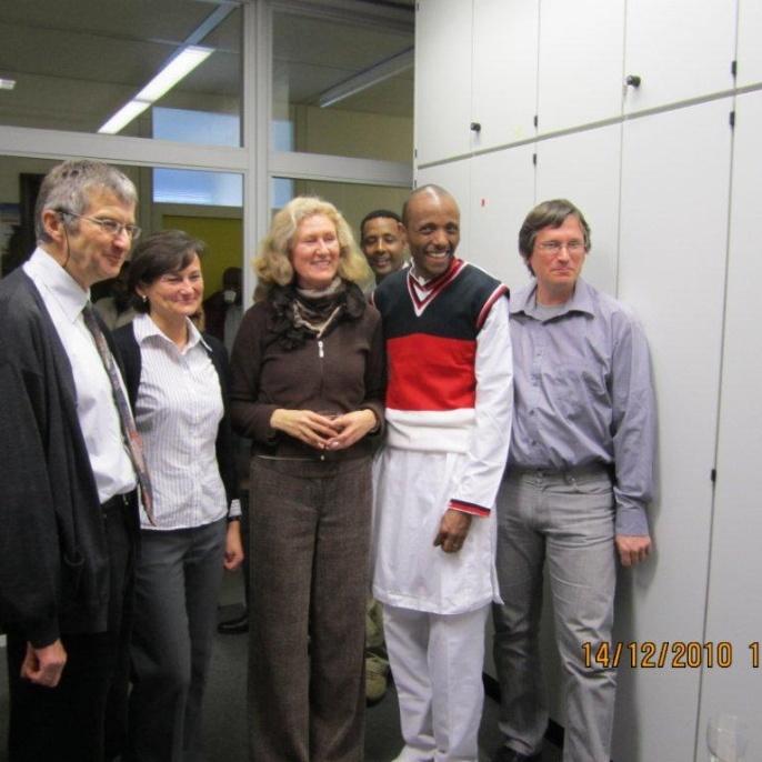 Defense of Dr.-Ing. Habtamu Itefa Geleta, M.Sc.