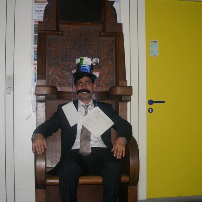Defense of Dr.-Ing. Shailesh Kumar Singh, M.Sc.
