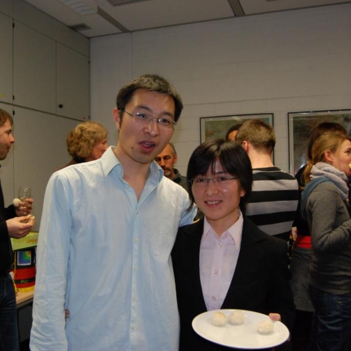 Defense of Dr.-Ing. Jing Li, M.Sc.