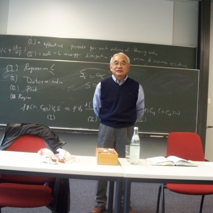 Short Course of Prof. Dr. Chih Ted Yang