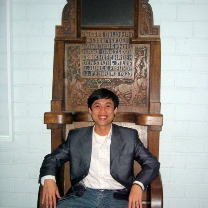 Defense of Dr.-Ing. Nguyen Viet Dung, M.Sc.
