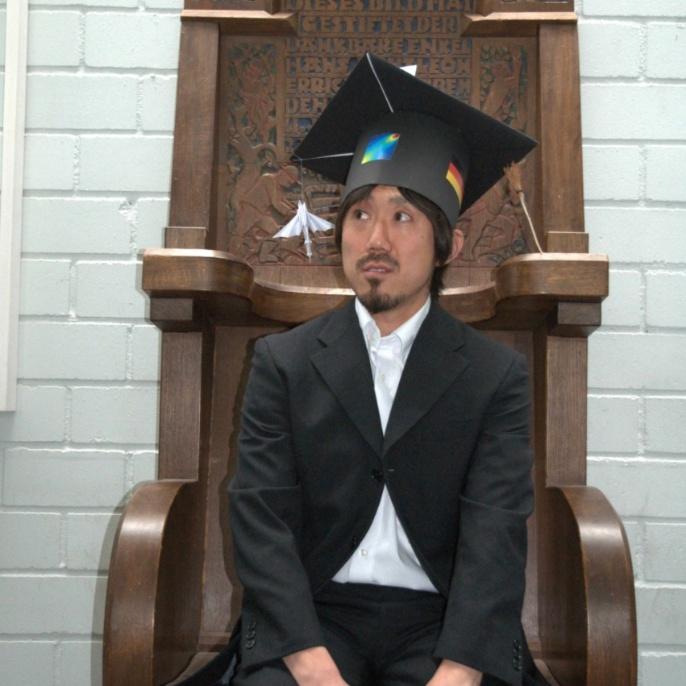 Defense of Dr.-Ing. Takayuki Sugimoto