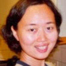 Yi He (Helen) as PhD-student